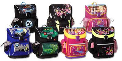 školské tašky lego Haka